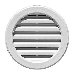 16 inch Round Gable Vent