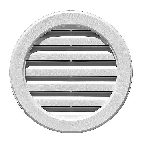 22 inch Round Gable Vent