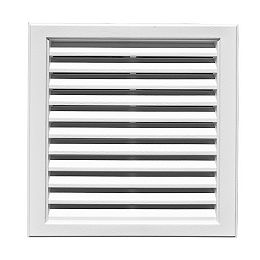 12 inch x 12 inch Square Gable Vent