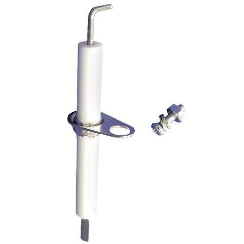 white ceramic electrode