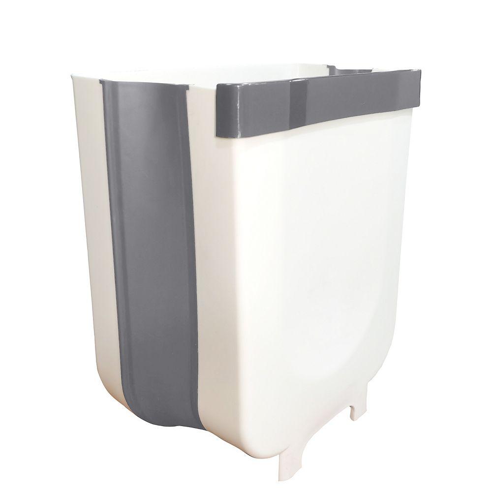 HDX Folidng Trash Bin