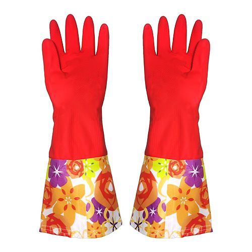 Reusable Rubber Gloves