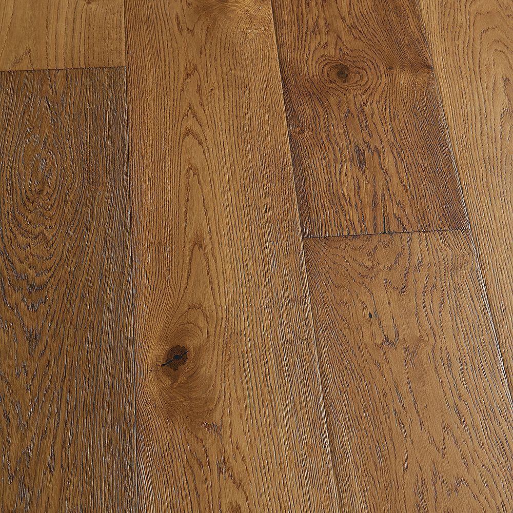 Malibu Wide Plank French Oak Vanderbilt 9/16-inch T x 8.66-inch Wide x Engineered Hardwood Flooring (27.14 sq. ft./case)