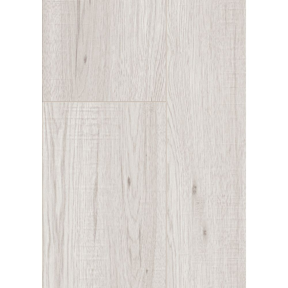 Quickstyle White Hickory 12mm Thick X 6, White Laminate Flooring Home Depot