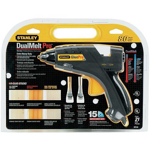8 1/2-inch Dual Melt Pro Glue Gun Kit