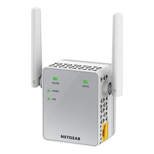 NETGEAR Répéteur Wi-Fi AC750, édition Essentials (EX3700)