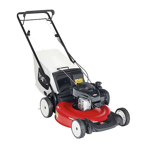Recycler 22in. Briggs & Stratton Low Wheel Variable Speed Gas Walk Behind Self Propelled Lawn Mower