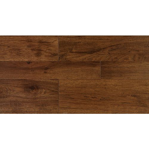 Cassonade Hickory .50-inch T x 5-inch W Engineered Hardwood Flooring (25.83 sq. ft. per case)