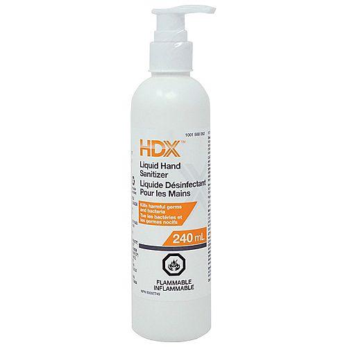 Liquid Hand Sanitizer 247 ml