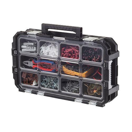 Connect 10-Compartment Small Parts Organizer