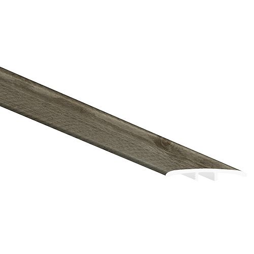 Woodland Beaufort Birch 1/4 in. Thick x 1 3/4 in. Wide x 94 in. Length Luxury Vinyl T-molding Large