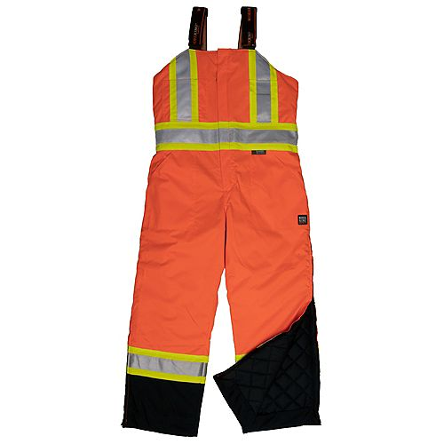 Lined Safety Overall Flor 5Xl