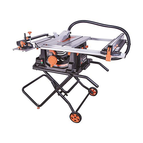 Evolution Power Tools 10 Inch Multi-Material Table Saw