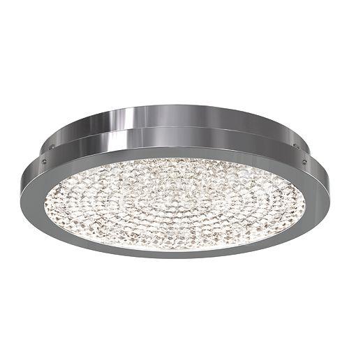 Glam LED Integrated Flushmount
