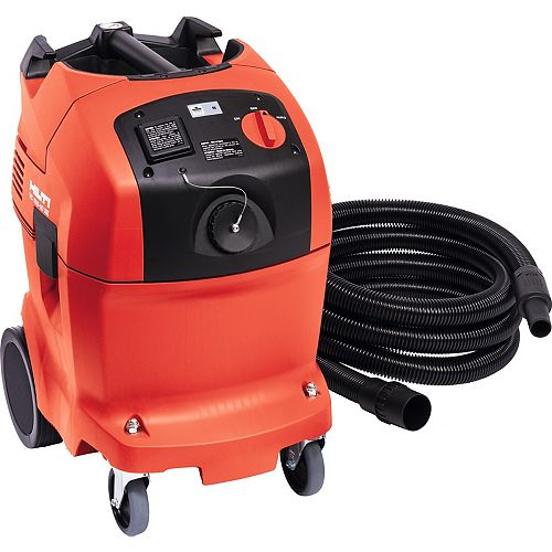 Hilti 25 ft. Hose Universal Vacuum Cleaner VC 150-10 X Wet and Dry with Automatic Filter Cleaning