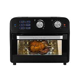 22 Quart Digital Air Fryer Toaster Oven, Black