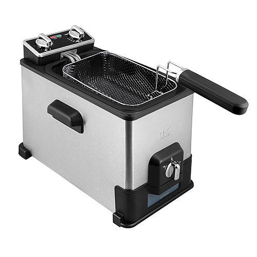 Kalorik Kalorik XL 4.0L Deep Fryer with oil filtration system