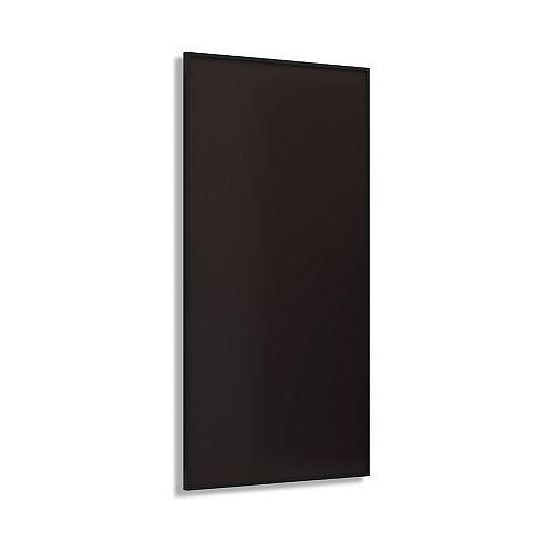 Panneau de Chauffage Infrarouge de 800W Noir