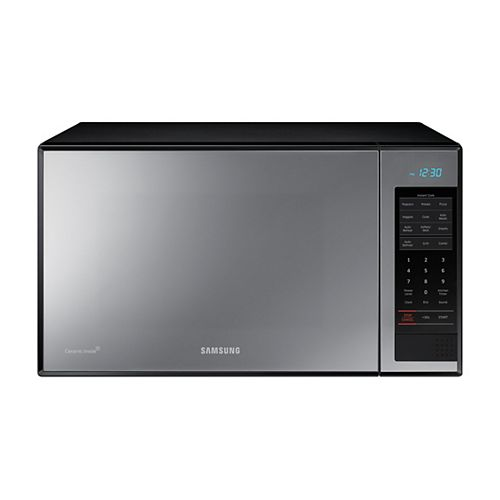 1.4 cu. ft. Countertop Microwave with Grilling Element in Stainless Steel