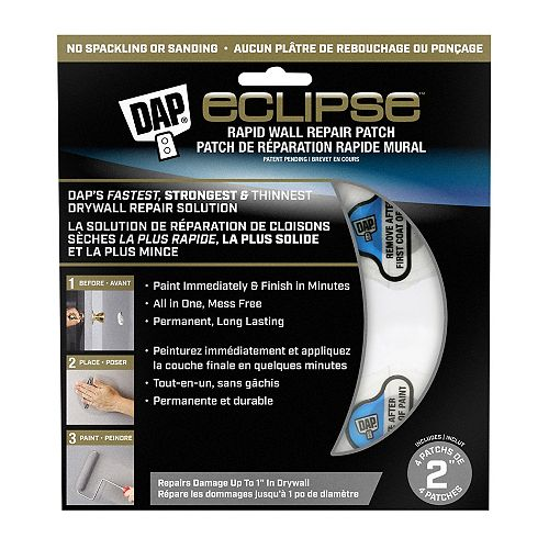 Eclipse Wall Repair Patch 2 inch