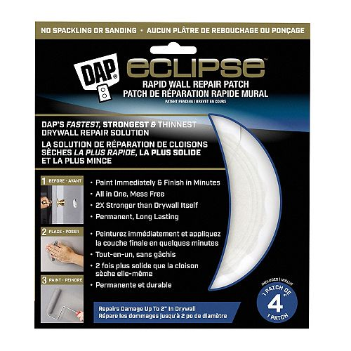 Eclipse Wall Repair Patch 4 inch