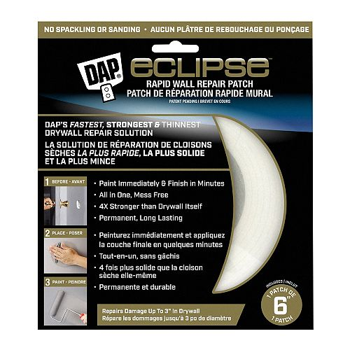 Eclipse Wall Repair Patch 6 inch