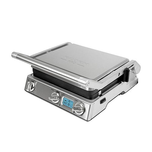 Kalorik Kalorik Pro Digital 6-in-1 Contact Grill, Stainless Steel