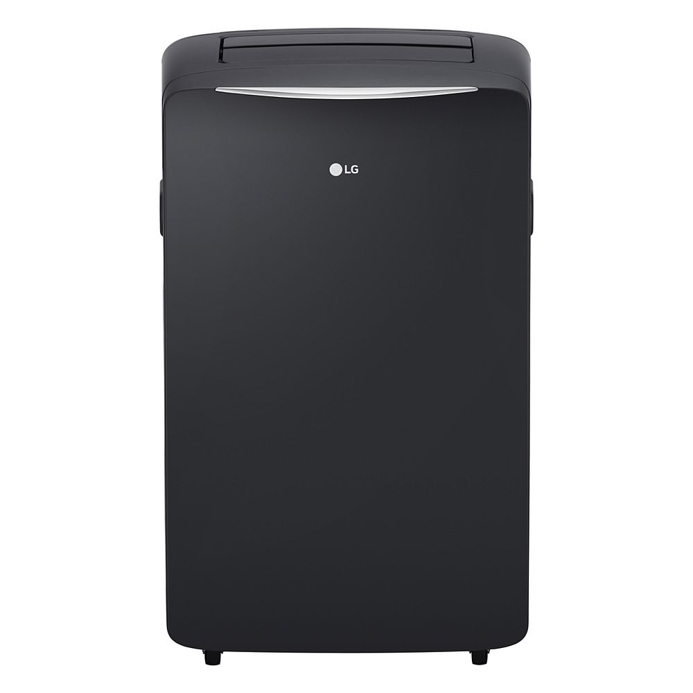 LG Electronics 12,000 BTU (10,000 DOE) Portable Air Conditioner with Remote
