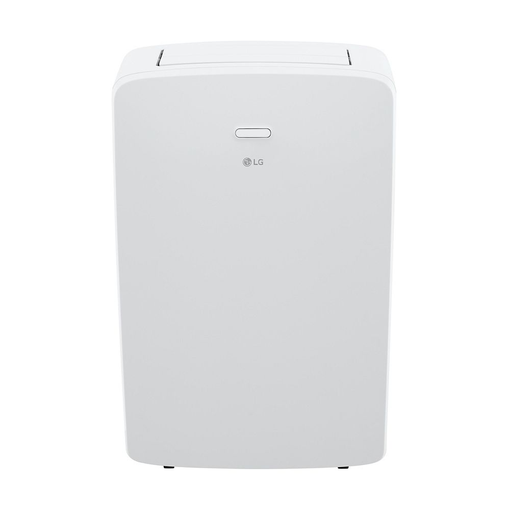 LG Electronics 10,000 BTU (7,000 DOE) Portable Air Conditioner with Remote    The Home Depot Canada