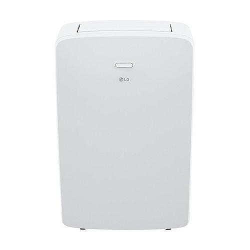 10,000 BTU (7,000 DOE) Portable Air Conditioner with Remote