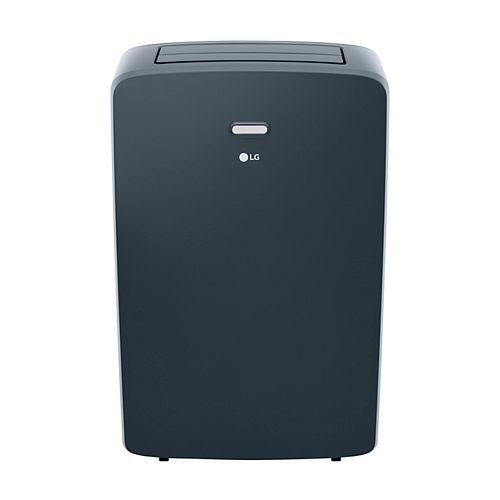 11,000 BTU (8,000 DOE) Portable Air Conditioner with Remote