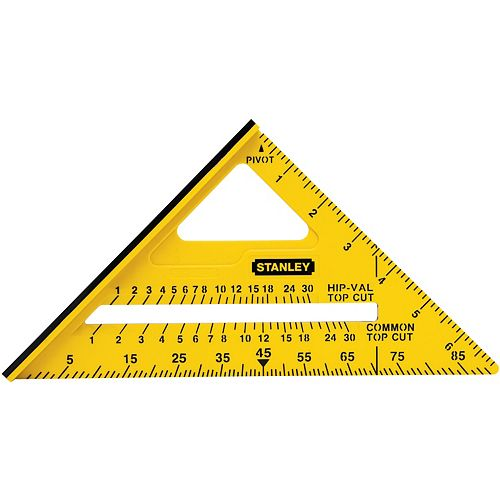 STANLEY 7-inch Dual Color Quick Square