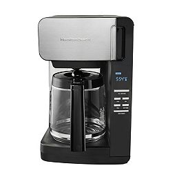 Easy Access Ultra Programmable Coffee Maker, 12 Cup Capacity, 46203