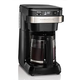 Programmable Easy Access Coffee Maker 46300
