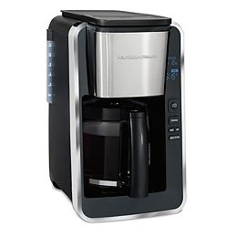 Programmable Easy Access Deluxe Coffee Maker 46320