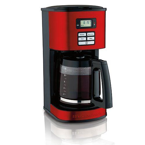 Cafetière programmable 12 tasses 49619C