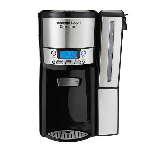Cafetière-Distributrice BrewStation 12 tasses 47950