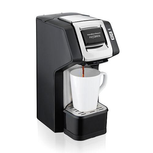 Cafetière individuelle FlexBrew Plus 49979C
