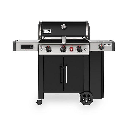 Weber Genesis II EX-335 3-Burner Smart Natural Gas BBQ in Black