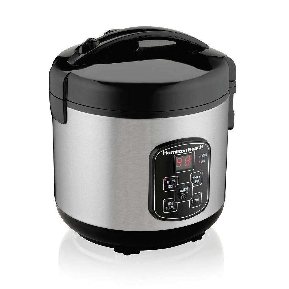 HardieBacker Cuiseur pour le riz 8 tasses (1,9 litres)/Marmite vapeur (37518)