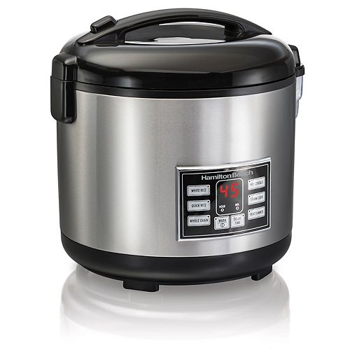 Rice/Hot Cereal Cooker 37543C