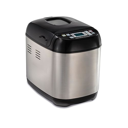 Stainless Steel Bread Maker, Artisan and Gluten-Free Dough, 2 lb Capacity 29885C