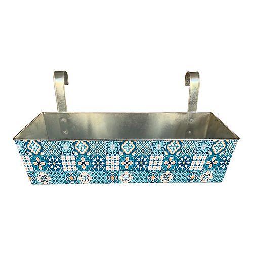 TURKISH MOSAIC DECAL BALCONY BOX