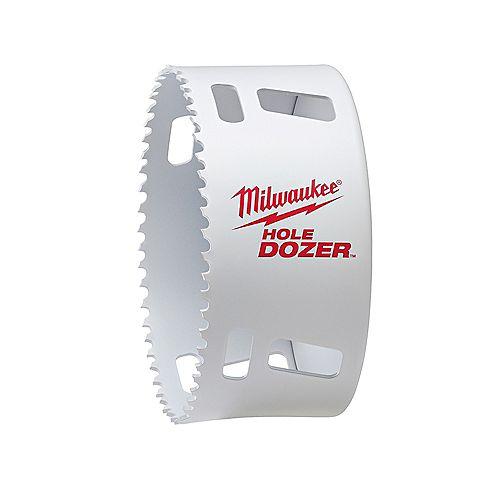 Milwaukee Tool Scie cloche à trous de 3-1/2-Inch pour bouteur