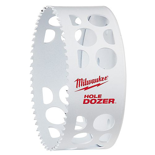 Milwaukee Tool 5-1/2 -inch Hole Dozer Bi-Metal Hole Saw