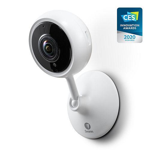Swann 1080p Indoor Wi-Fi Tracker Camera with 32GB Micro SD Card ,SWIFI-TRACKCM32GB