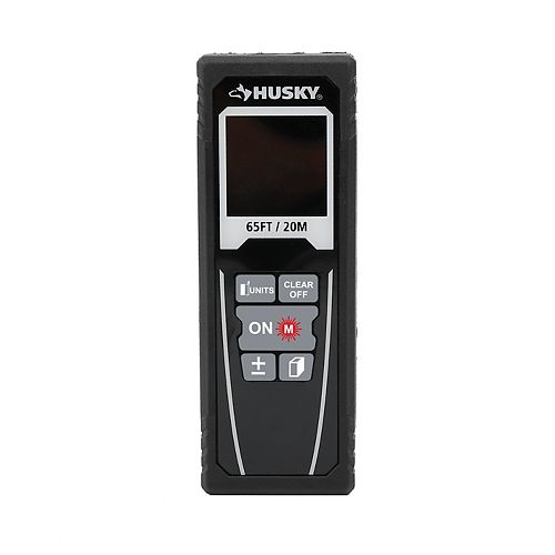 65 ft. Compact Laser Measure