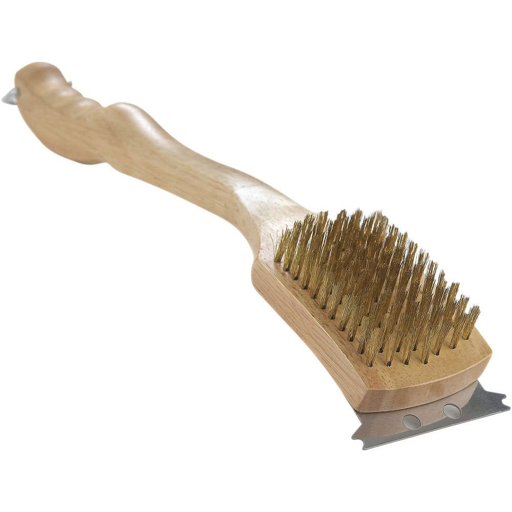 Napoleon Grill Brush with Brass Bristles