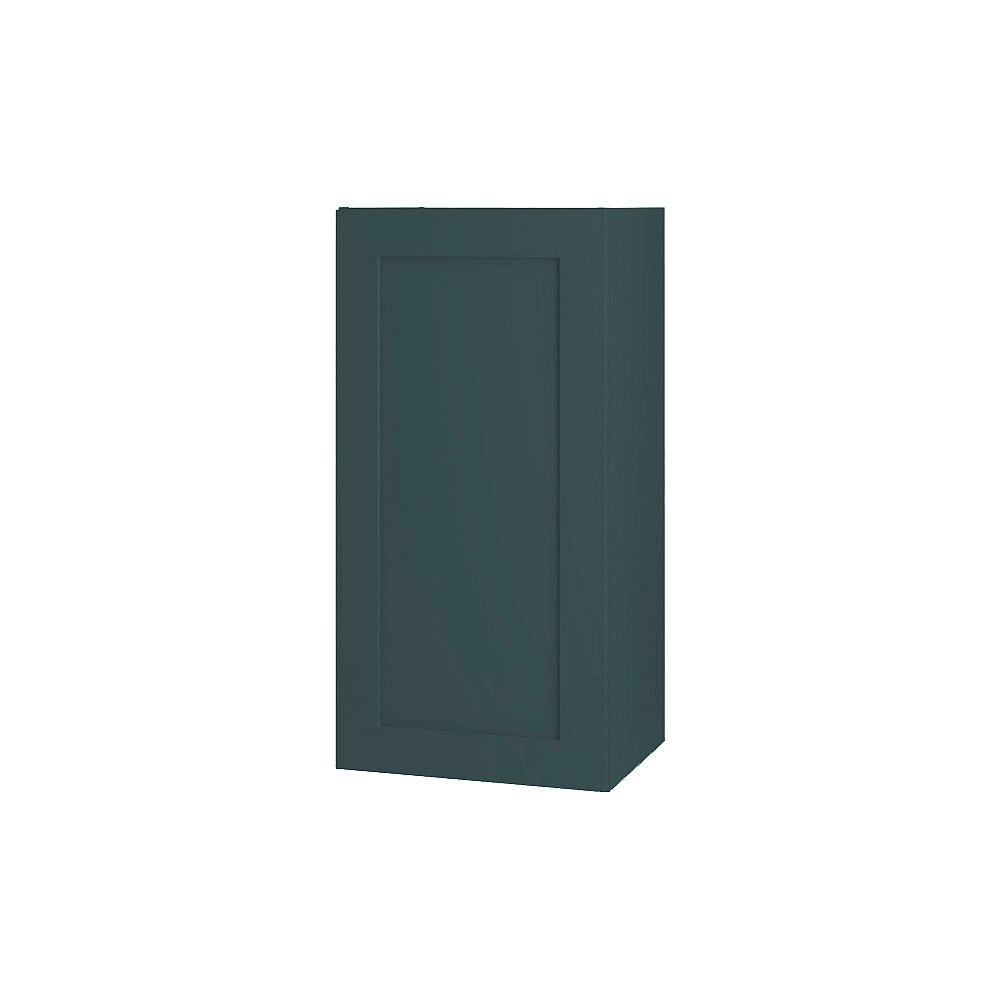 Thomasville Nouveau NOUVEAU Rhett Lagoon Assembled Wall Cabinet 15 inches Wide x 30 inches High