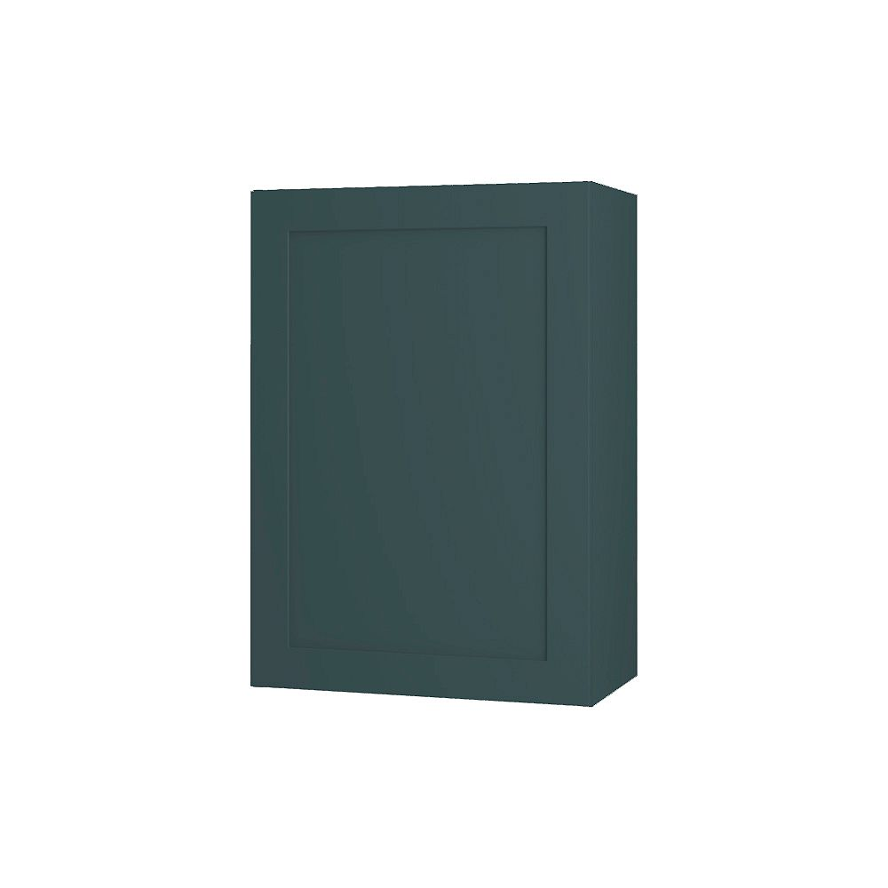 Thomasville NOUVEAU Rhett Lagoon Assembled Wall Cabinet 21 inches Wide x 30 inches High